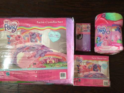 My Little Pony Comforter Ebay