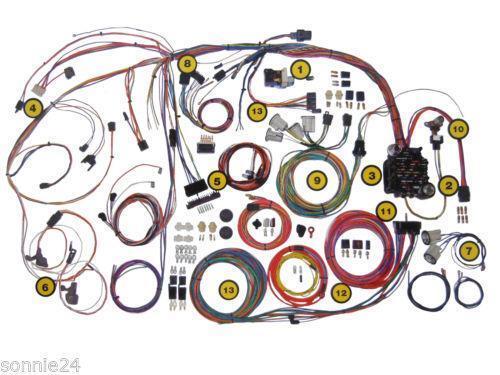 1966 Mustang Wiring Harness