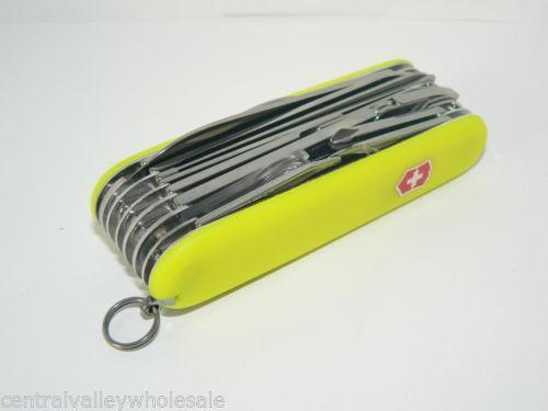 Victorinox Stayglow Factory Manufactured Ebay