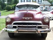 1952 Chevy Sedan