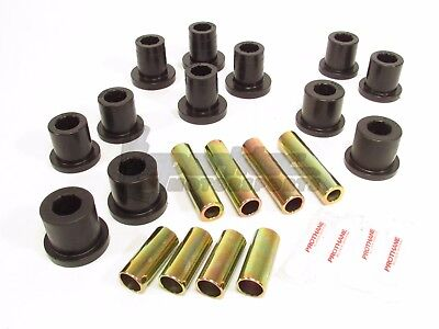 Prothane Front Control Arm Bushings Kit Black 1997 2003 Dodge Dakota 4WD ALL NEW