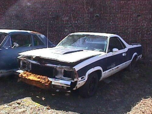 1985 el camino ebay Customized Chevy Tahoe SS