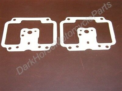 2X CARBURETOR FLOAT BOWL GASKET <em>YAMAHA</em> XS360 XS500 XS1 XS650 TX750 18