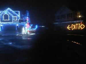Christmas Light and Decor Installation Kitchener / Waterloo Kitchener Area image 2