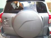 Toyota RAV4 Spare Wheel Cover