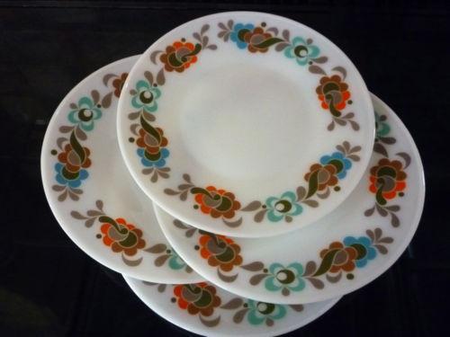 Pyrex Dinner Plates Ebay
