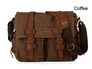 Brown Leather School Satchel 42b009970650
