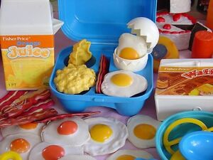 ISO: fisher price play food