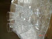 Weingläser Bleikristall