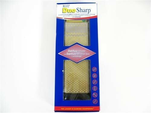 DMT WM8EF-WB Fine Duosharp Plus Knife Sharpener + Base
