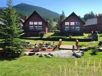 REDUCED! Beautiful Mountain Chalet Time Share