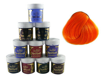 LA RICHE DIRECTIONS HAIR DYE COLOUR APRICOT ORANGE for sale  Shipping to Ireland