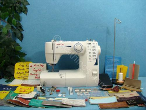 Leather Sewing Machine EBay Delectable Serger Sewing Machines Walmart Canada