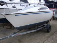 Tui/Falcon 16 Sailing Boat (Project) - REDUCED FOR QUICK SALE