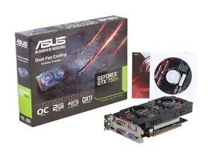 ASUS GeForce GTX 750 Ti 2 GB