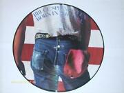 Bruce Springsteen Picture Disc