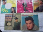 Elvis Record Lot