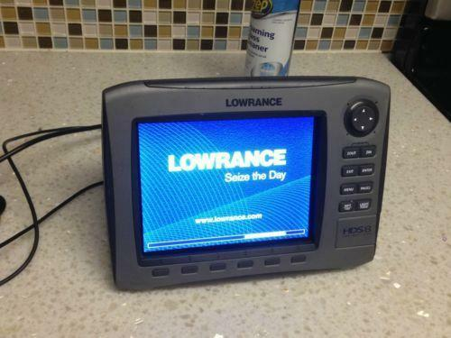 Used Lowrance Fish Finders Ebay