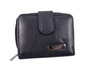 Femmes haute qualit de luxe cuir souple noir porte monnaie porte carte cr dit ebay - Porte carte cuir homme luxe ...