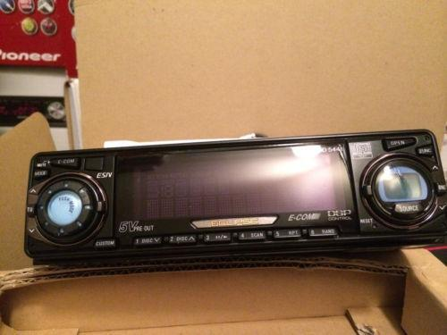 Eclipse Car Stereo: Eclipse CD Player: Car Audio In-Dash Units