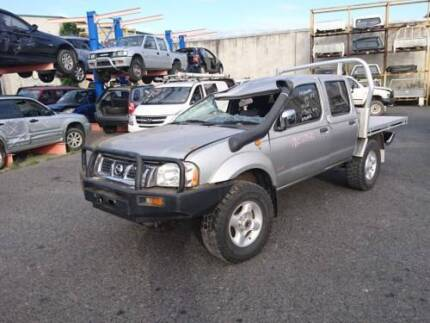 NISSAN NAVARA MANUAL VEHICLE WRECKING PARTS 2006 (VA01915) Brisbane South West Preview