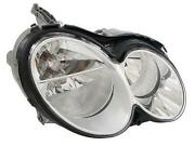 Mercedes Headlight