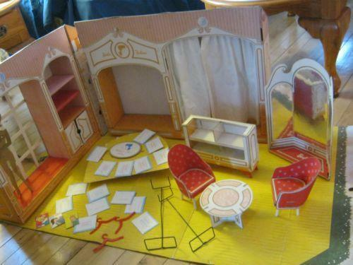 Vintage Barbie Doll Furniture Ebay
