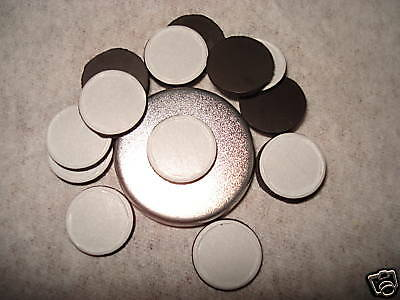50 Self Adhesive Round Magnets 4 Mac Pro empty Palettes for sale  Culver City