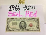 1966 100 Dollar Bill