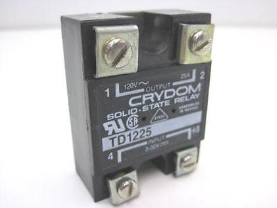 Crydom Solid State Relay Td1225