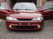Opel Vectra Tuning