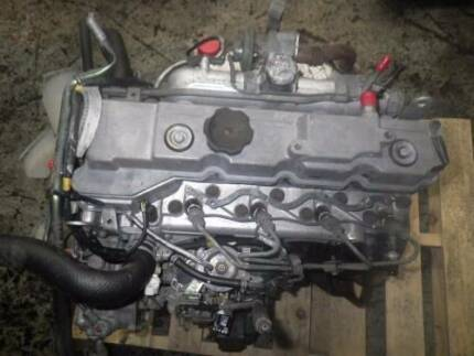 MITSUBISHI TRITON MK 4WD 4M40-T 2.8 DIESEL ENGINE 03 TO 06 33587 Brisbane South West Preview