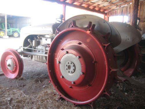 Tractor Wheel Rims : Antique tractor wheels ebay