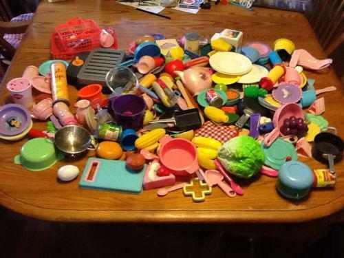 Toy Food And Dishes : Play dishes ebay