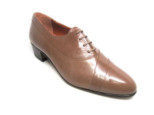 mens light brown dress shoes ebay