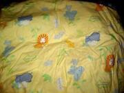 Flannelette Cot Sheets