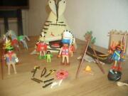Playmobil Indianerdorf