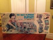 Pee Wee Playhouse Playset