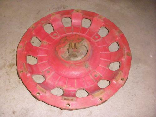 Iron Tractor Wheels : Iron tractor wheels ebay