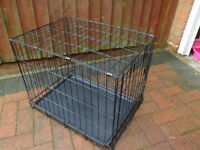 Pet Carrier, Safety and training Aid Good condition £35 can deliver!
