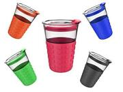 Plastic Tumbler with Lid