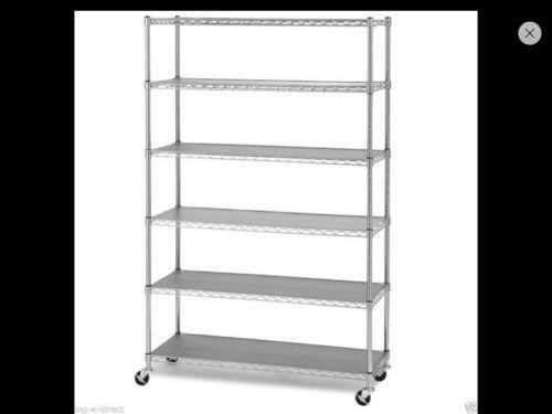 Chrome Wire Shelving | eBay