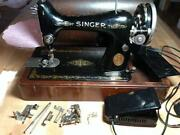 1928 Singer Sewing Machine