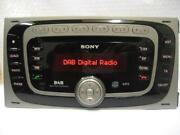 Ford Focus Sony Radio