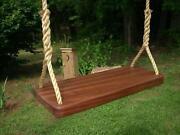 Wood Tree Swing