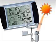 Funk Wetterstation Solar
