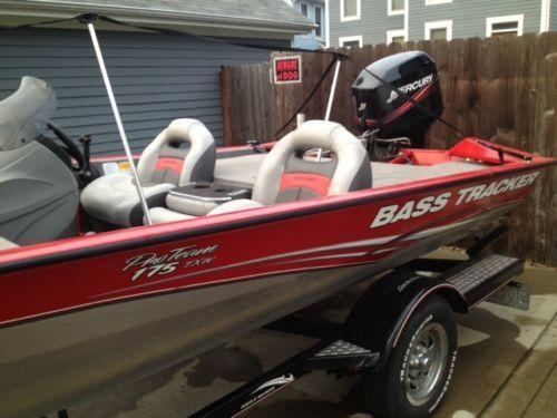 Used Bass Tracker Boats Ebay