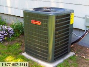 Air Conditioners, Furnaces - No Credit Check & ZERO Upfront Cost