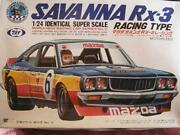 Plastic Model Race Cars