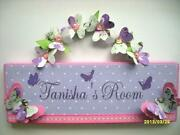 Childrens Name Plaque